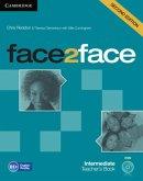 face2face. Teacher's Book with DVD-ROM Intermediate