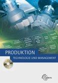Produktion - Technologie und Management, m. Bilder-CD-ROM