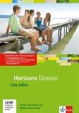 Horizons Dossier - Les ados. Cahier d'activités mit CD-ROM