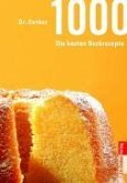 Dr. Oetker 1000 - Die besten Backrezepte (eBook, ePUB)