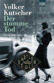 Der stumme Tod / Kommissar Gereon Rath Bd.2 (eBook, ePUB)