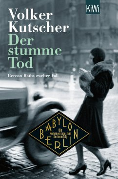 Der stumme Tod / Kommissar Gereon Rath Bd.2 (eB...