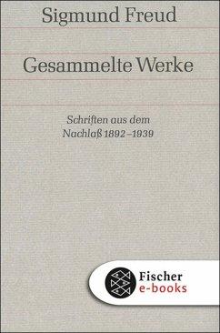 Schriften aus dem Nachlaß 1892-1938 (eBook, ePUB) - Freud, Sigmund