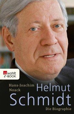 Helmut Schmidt (eBook, ePUB) - Noack, Hans-Joachim