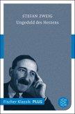 Ungeduld des Herzens (eBook, ePUB)