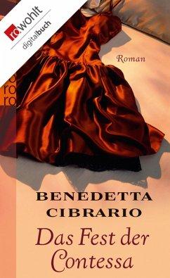Das Fest der Contessa (eBook, ePUB) - Cibrario, Benedetta