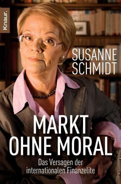 Markt ohne Moral (eBook, ePUB) - Schmidt, Susanne