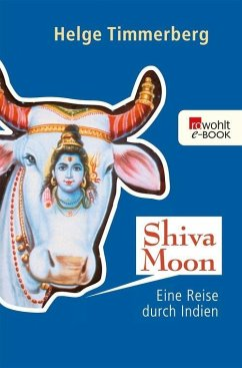 Shiva Moon (eBook, ePUB) - Timmerberg, Helge