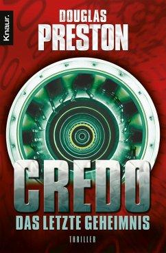 Credo (eBook, ePUB) - Preston, Douglas