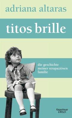 Titos Brille (eBook, ePUB) - Altaras, Adriana