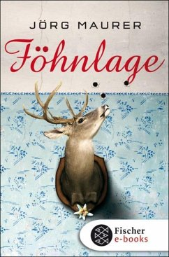Föhnlage / Kommissar Jennerwein ermittelt Bd.1 (eBook, ePUB) - Maurer, Jörg