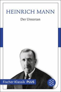 Der Untertan (eBook, ePUB) - Mann, Heinrich