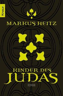 Kinder des Judas / Pakt der Dunkelheit Bd.3 (eBook, ePUB) - Heitz, Markus