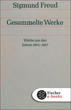 Werke 10: Werke aus den Jahren 1913-1917 (eBook, ePUB) - Freud, Sigmund