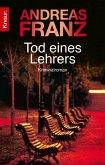 Tod eines Lehrers / Peter Brandt Bd.1 (eBook, ePUB)