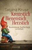 Kreuzstich, Bienenstich, Herzstich / Kommissar Siegfried Seifferheld Bd.1 (eBook, ePUB)