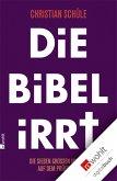 Die Bibel irrt (eBook, ePUB)