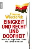 Einigkeit und Recht und Doofheit (eBook, ePUB)