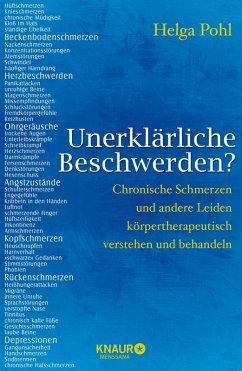 Unerklärliche Beschwerden? (eBook, ePUB) - Pohl, Helga