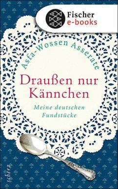 Draußen nur Kännchen (eBook, ePUB) - Asserate, Prinz Asfa-Wossen