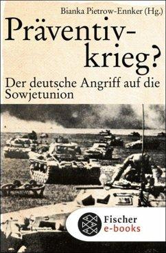 Präventivkrieg? (eBook, ePUB)