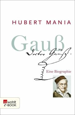 Gauß (eBook, ePUB) - Mania, Hubert