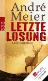 Letzte Losung (eBook, ePUB)
