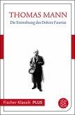 Die Entstehung des Doktor Faustus (eBook, ePUB)