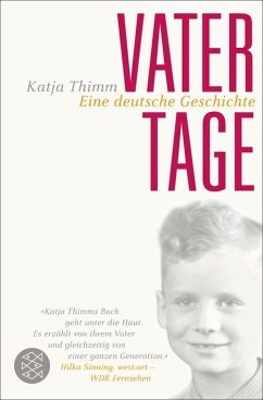 Vatertage (eBook, ePUB) - Thimm, Katja