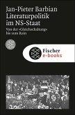 Literaturpolitik im NS-Staat (eBook, ePUB)