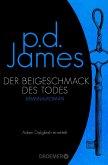 Der Beigeschmack des Todes / Adam Dalgliesh Bd.7 (eBook, ePUB)