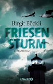 Friesensturm / Friesland-Krimi Bd.1 (eBook, ePUB)