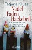 Nadel, Faden, Hackebeil / Kommissar Siegfried Seifferheld Bd.2 (eBook, ePUB)