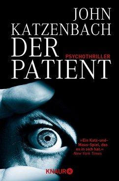 Der Patient / Dr. Frederick Starks Bd.1 (eBook, ePUB) - Katzenbach, John