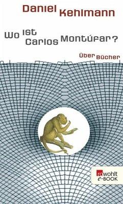 Wo ist Carlos Montúfar? (eBook, ePUB) - Kehlmann, Daniel
