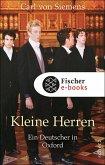 Kleine Herren (eBook, ePUB)