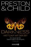 Darkness - Wettlauf mit der Zeit / Pendergast Bd.8 (eBook, ePUB)