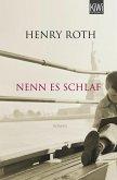 Nenn es Schlaf (eBook, ePUB)