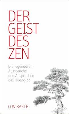 Der Geist des Zen (eBook, ePUB) - Huang-po