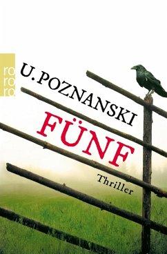 Fünf / Beatrice Kaspary Bd.1 (eBook, ePUB) - Poznanski, Ursula
