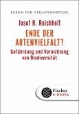 Ende der Artenvielfalt? (eBook, ePUB)
