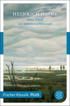 Atta Troll. Ein Sommernachtstraum (eBook, ePUB) - Heine, Heinrich
