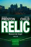 Relic - Museum der Angst / Pendergast Bd.1 (eBook, ePUB)