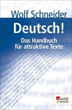 Deutsch! (eBook, ePUB) - Schneider, Wolf