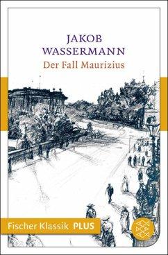 Der Fall Maurizius (eBook, ePUB) - Wassermann, Jakob