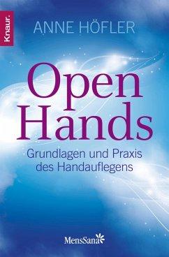 Open Hands (eBook, ePUB) - Höfler, Anne
