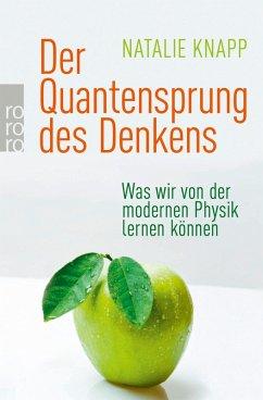 Der Quantensprung des Denkens (eBook, ePUB) - Knapp, Natalie