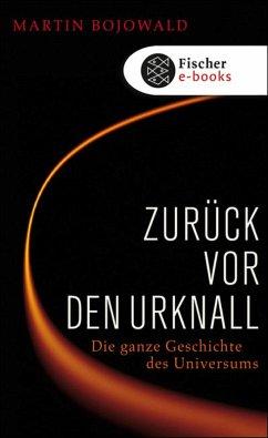 Zurück vor den Urknall (eBook, ePUB) - Bojowald, Martin