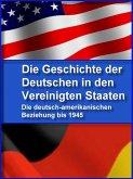 Die Geschichte der Deutschen in den Vereinigten Staaten (eBook, ePUB)