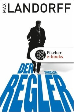 Der Regler / Gabriel Tretjak Bd.1 (eBook, ePUB) - Landorff, Max